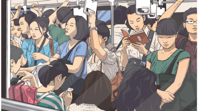 大江戸線の代わりの通勤用路線は?運行7割減の本数減らしの影響を調査