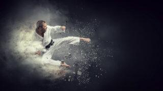 菊野克紀の剛体術とは?古流空手やテコンドーの実績から強さを調査
